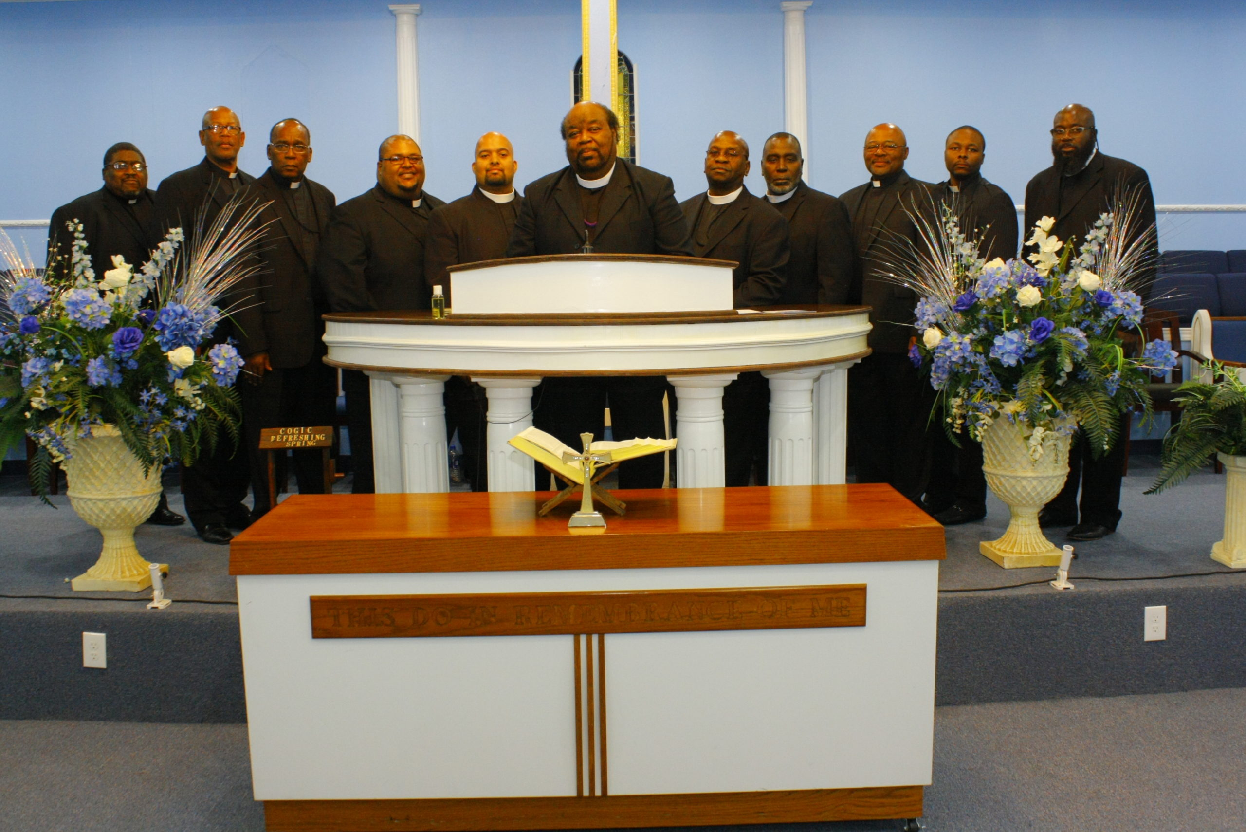 Ministerial Staff
