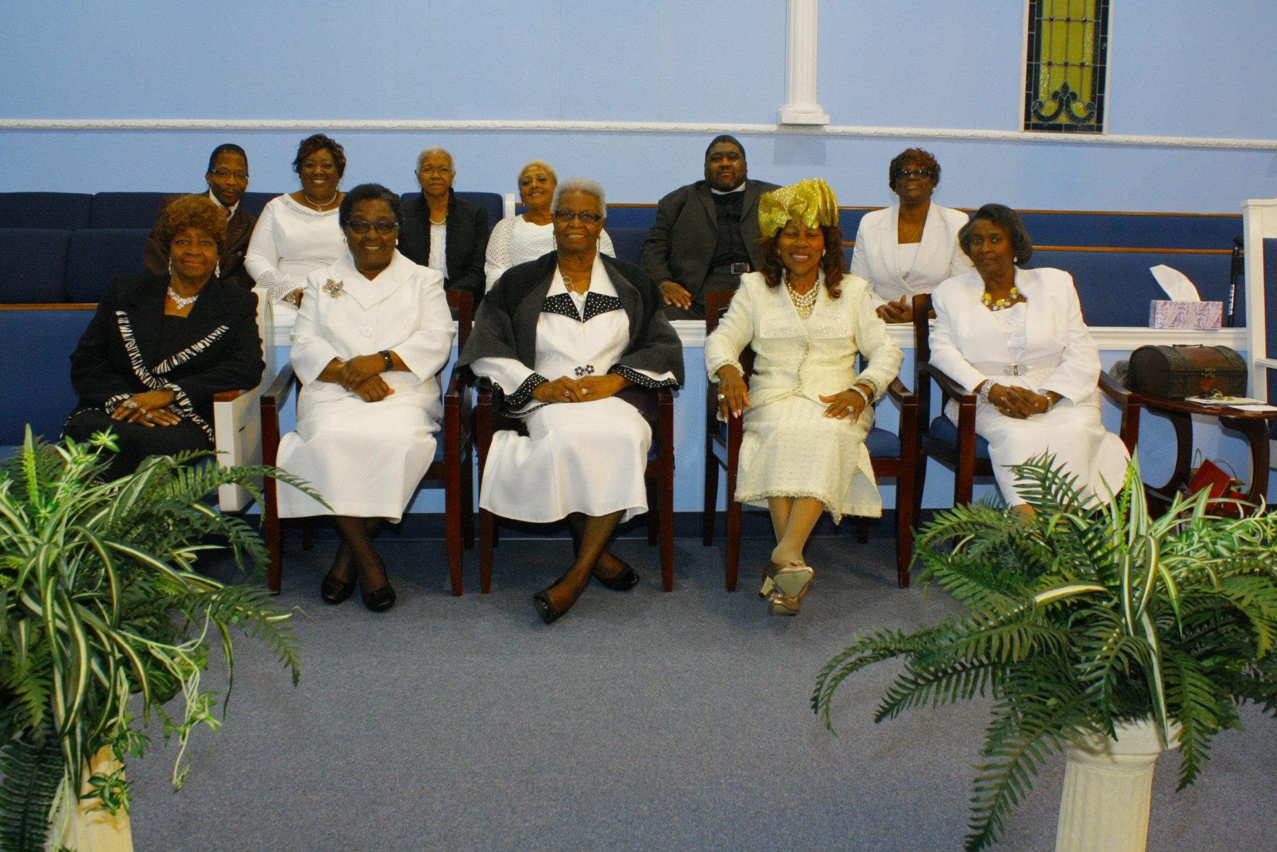 Pastor's Aide